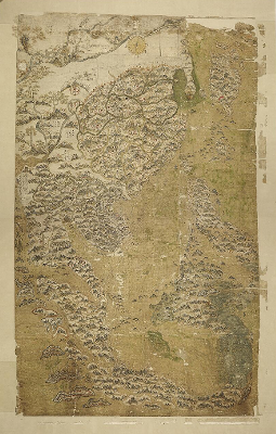 Selden map of China